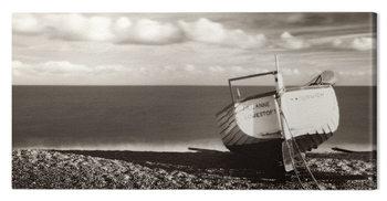 Rod Edwards - Jill Anne, Dunwich, Suffolk Canvas-taulu