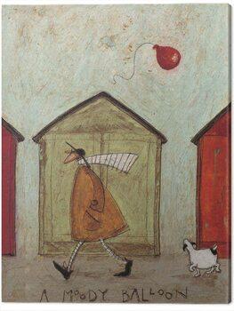 Canvas-taulu Sam Toft - A Moody Balloon