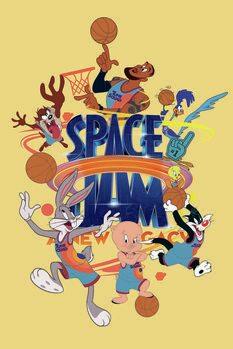 Canvas-taulu Space Jam 2 - Tune Squad  2