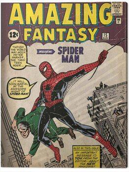 Canvas-taulu Spider-Man - Issue 1