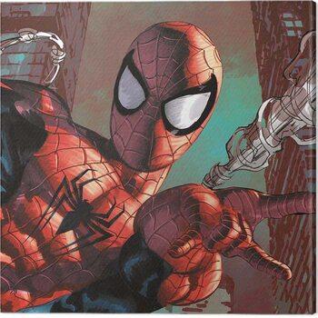 Canvas-taulu Spider-Man - Web Sling