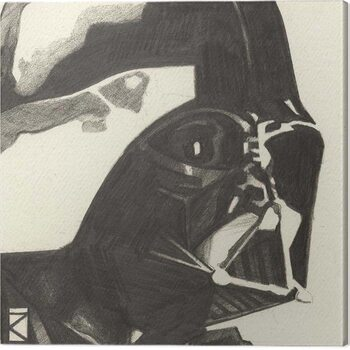 Canvas-taulu Star Wars - Darth Vader