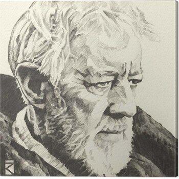 Canvas-taulu Star Wars - Obi-Wan Kenobi