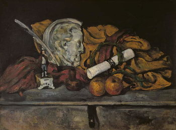 Canvas-taulu Still Life of the Artist's Accessories, 1872