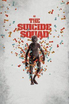 Canvas-taulu Suicide Squad 2 - Weasel