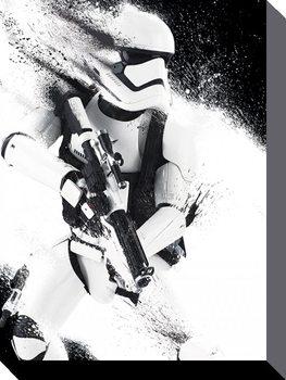 Canvas-taulu Tähtien sota: Episodi VII - The Force Awakens - TIE Fighter Icon