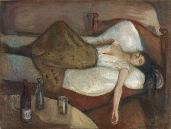 Canvas-taulu The Day After, 1894