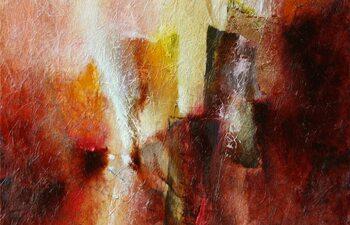 Canvas-taulu tidal rhythms