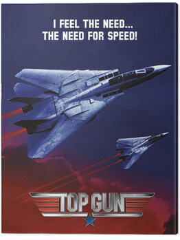 Canvas-taulu Top Gun - Need For Speed Jets
