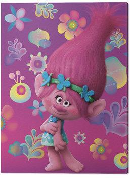Canvas-taulu Trolls - Poppy