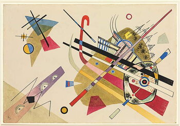 Canvas-taulu Untitled; Ohne Titel, 1922