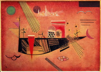 Whimsical, 1930 Canvas-taulu