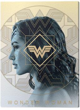 Canvas-taulu Wonder Woman 1984 - Amazonian Pride