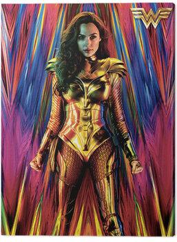 Canvas-taulu Wonder Woman 1984 - Neon Static