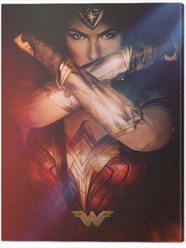 Canvas-taulu Wonder Woman - Power
