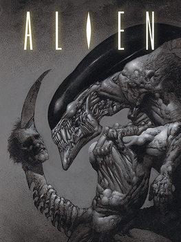 Alien - Head on Tail Canvas-taulu