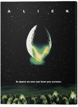 Alien - One Sheet Canvas-taulu