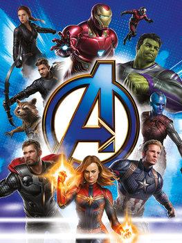 Avengers: Endgame - Avengers Unite Canvas-taulu