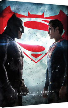 Batman vs Superman Canvas-taulu