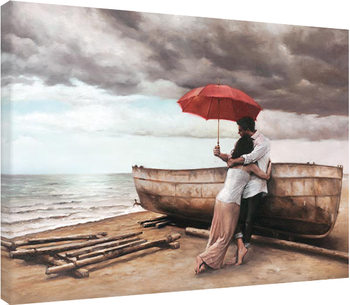 Daniel Del Orfano - And This Too Shall Pass Canvas-taulu