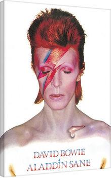 David Bowie - Aladdin Sane Canvas-taulu