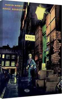David Bowie - Ziggy Stardust Canvas-taulu