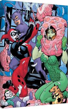 DC Comics - Slumber Party Canvas-taulu