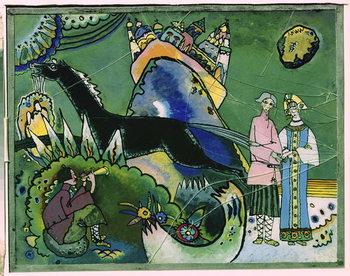 Golden Cloud, 1918 Canvas-taulu