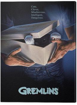 Gremlins - One Sheet Gizmo Canvas-taulu