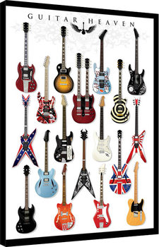 Guitar Heaven Canvas-taulu