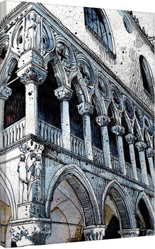 Jack the Flipper - Venice III Canvas-taulu