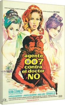 James Bond - James Bond is Back! Canvas-taulu