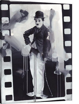 James Paterson - Chaplin Canvas-taulu