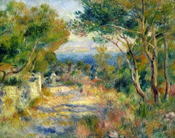 L'Estaque, 1882 Canvas-taulu