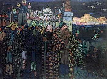 Morning, 1909 Canvas-taulu