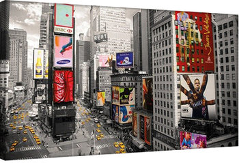 New York - time square Canvas-taulu