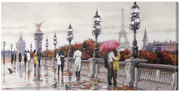Richard Macneil - Alexander Bridge Canvas-taulu