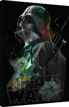 Rogue One: Star Wars Story - Darth Vader Lines Canvas-taulu