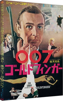 Salainen agentti 007 Istanbulissa - Foreign Language Canvas-taulu