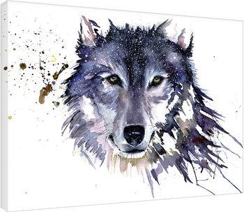 Sarah Stokes - Snow Wolf Canvas-taulu