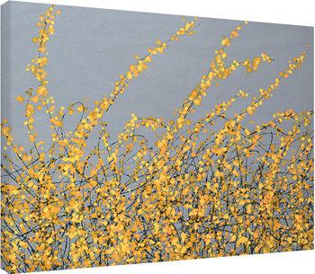 Simon Fairless - Yellow Blossom Canvas-taulu