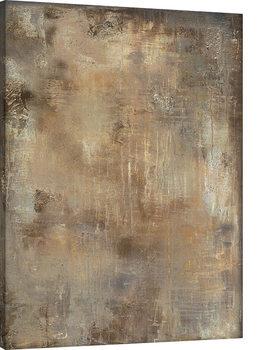 Soozy Barker - Gold Stone Canvas-taulu