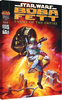 Star Wars - Enemy Of The Empire Canvas-taulu