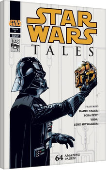 Star Wars - Tales Canvas-taulu