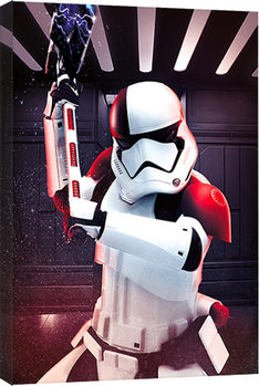 Star Wars: The Last Jedi - Executioner Trooper Canvas-taulu
