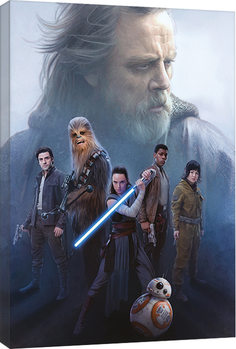 Star Wars: The Last Jedi - Hope Canvas-taulu