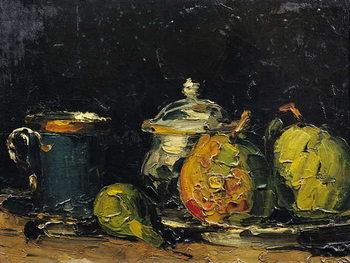 Still Life, c.1865 Canvas-taulu