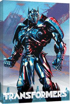 Transformers: Viimeinen ritari - Optimus Canvas-taulu