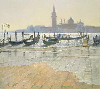 Venice at Dawn Canvas-taulu