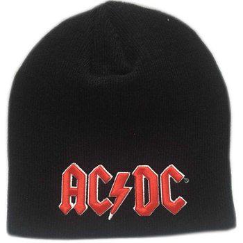 Cap  AC/DC - Red 3D Logo